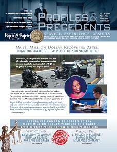 Profiles and Precedents 27th Edition