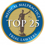 Seth Pajcic Top 25 Med Mal Trial Lawyers badge