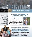Profiles & Precedents: 26th Edition