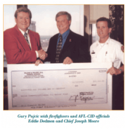 donation to september 11