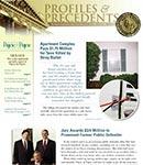 Profiles & Precedents: Jun 2007-Jul 2009