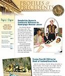Profiles & Precedents: Aug 2007-Nov 2007