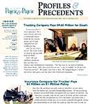 Profiles & Precedents: Apr 2005-Dec 2005