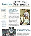 Profiles & Precedents: Nov 2003-Oct 2004