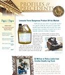 Profiles & Precedents: 2012