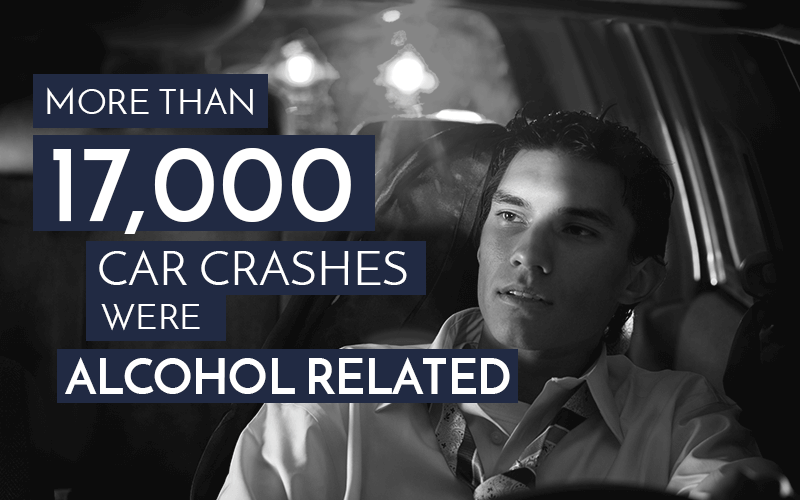 Car Accident Alcohol Related graphic