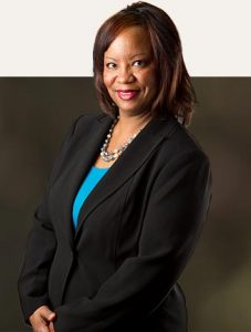 Case Manager Brenda Postell